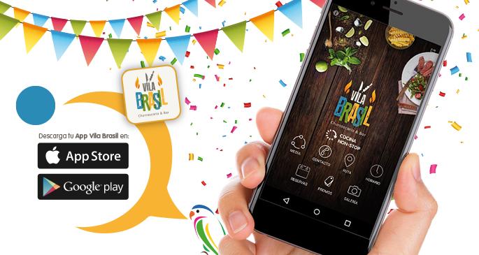 ¡Reserva con nuestra App!